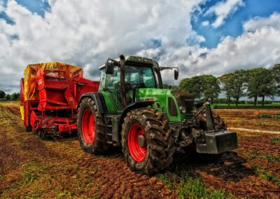 Agriculture – Food (in a large sense)